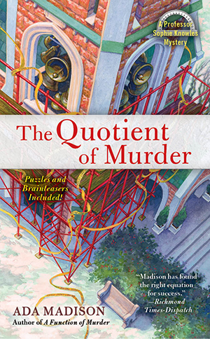 Quotient of Murder Cover